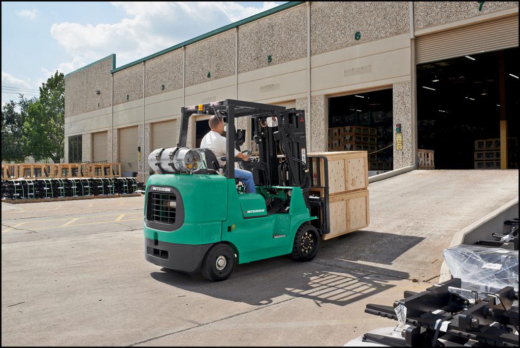 FGC35K-FGC70K Forklift