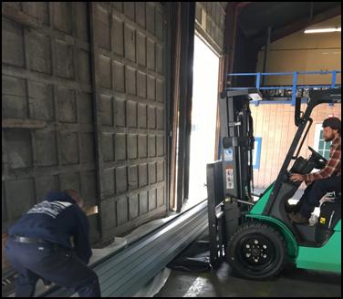 Commercial Door Repair