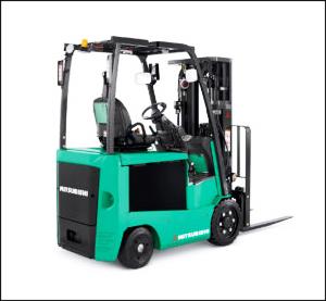 FBC22N2-FBC30LN2 Model Forklift